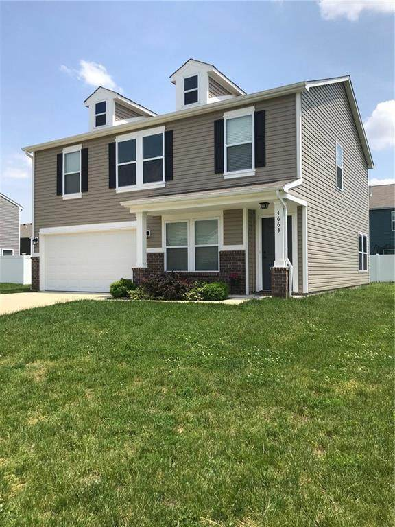4663 Westchester Drive, Columbus, IN 47203 (MLS #21786678) :: RE/MAX Legacy