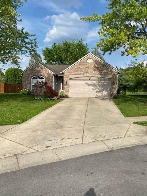 2047 Ferdinand Court, Indianapolis, IN 46234 (MLS #21787237) :: Keller & Corbett Real Estate
