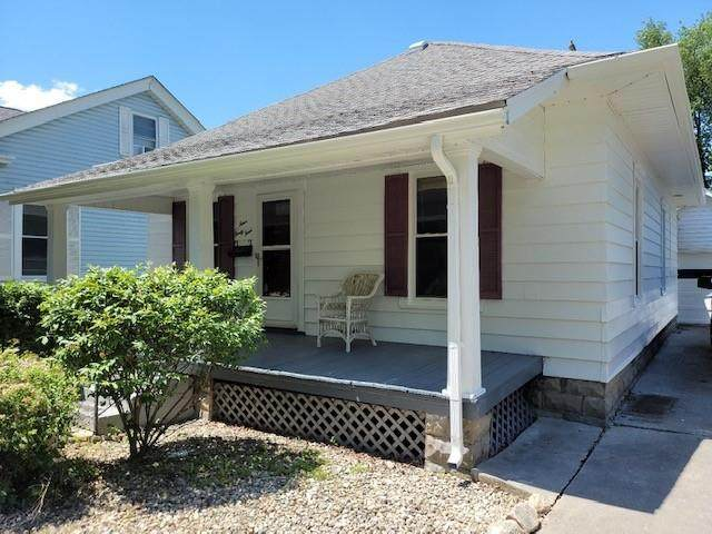 444 Columbia Avenue, Tipton, IN 46072 (MLS #21787429) :: Mike Price Realty Team - RE/MAX Centerstone