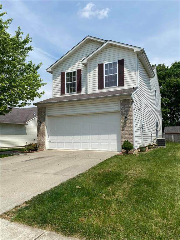 4622 Whitview Lane, Indianapolis, IN 46237 (MLS #21787582) :: Mike Price Realty Team - RE/MAX Centerstone