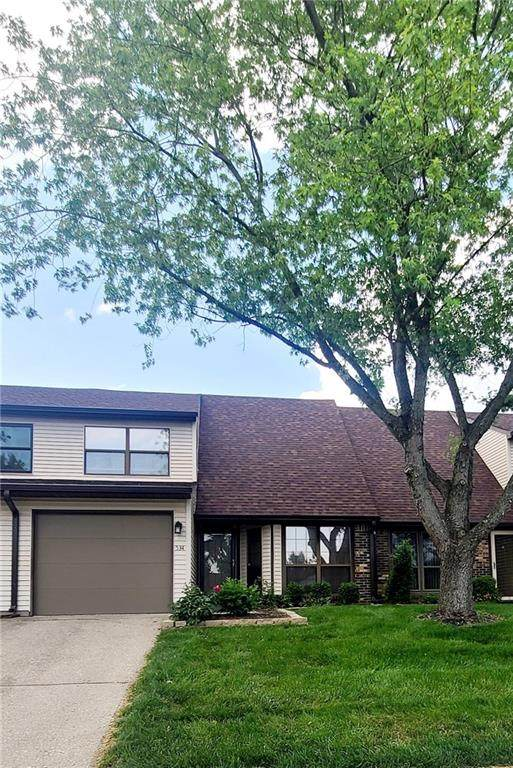 534 Monte Vista Drive, Greenwood, IN 46143 (MLS #21787744) :: Mike Price Realty Team - RE/MAX Centerstone