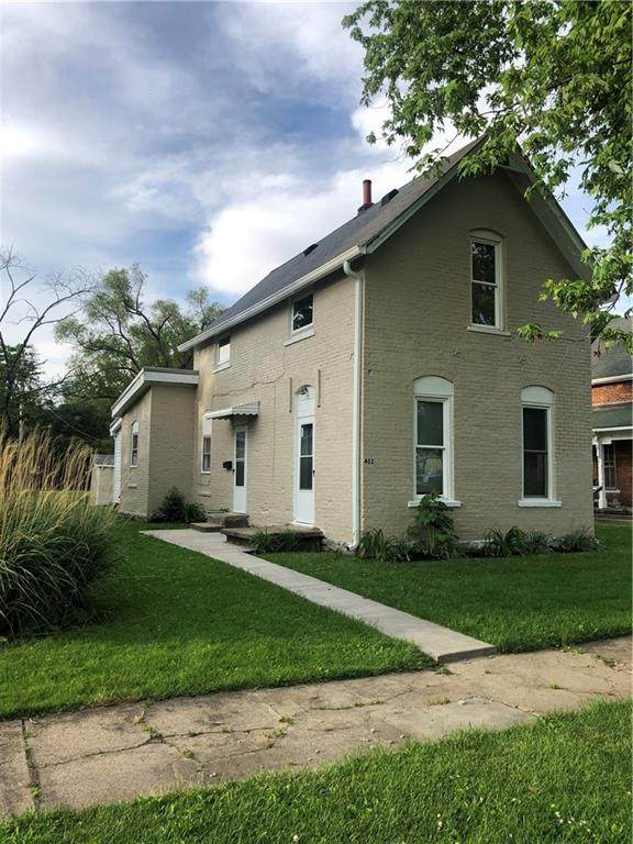 402 E 9th Street, Rushville, IN 46173 (MLS #21787791) :: Mike Price Realty Team - RE/MAX Centerstone