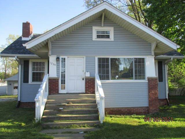 1230 E Thompson Road, Indianapolis, IN 46227 (MLS #21788116) :: Mike Price Realty Team - RE/MAX Centerstone