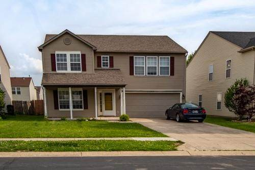 6809 W Raleigh Drive, Mccordsville, IN 46055 (MLS #21788218) :: Mike Price Realty Team - RE/MAX Centerstone