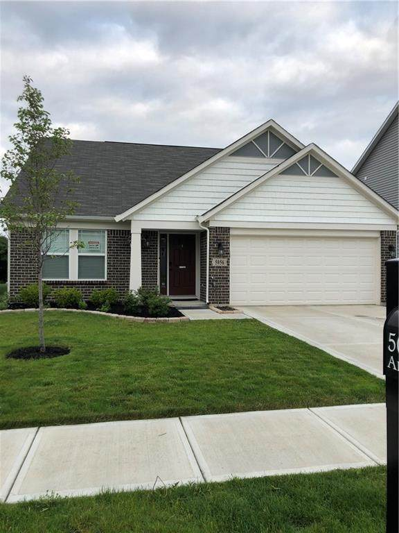 5056 Arling Court, Indianapolis, IN 46237 (MLS #21788226) :: Mike Price Realty Team - RE/MAX Centerstone