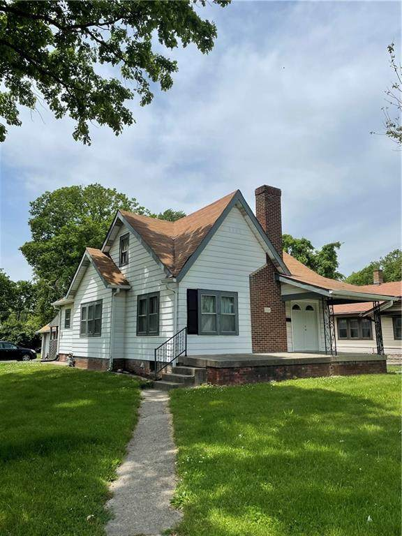 2204 N Arlington Avenue, Indianapolis, IN 46218 (MLS #21788298) :: Heard Real Estate Team | eXp Realty, LLC