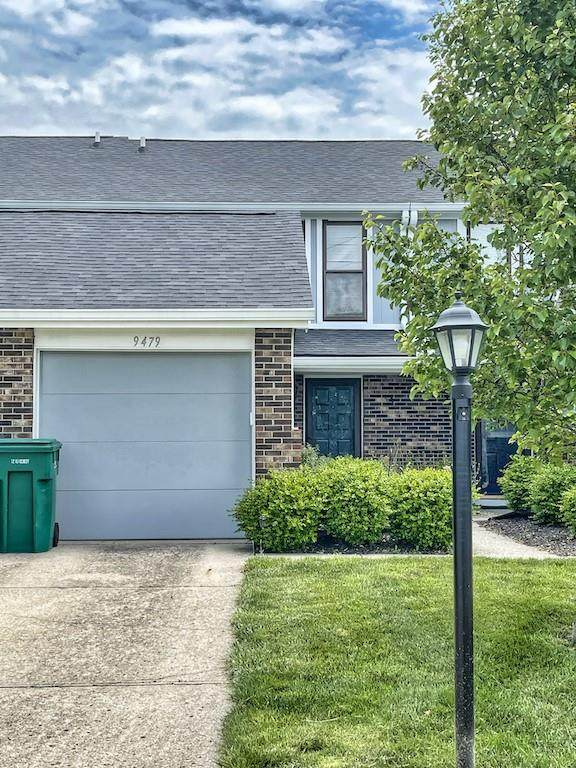 9479 W Sandpiper Drive, Indianapolis, IN 46268 (MLS #21788570) :: RE/MAX Legacy