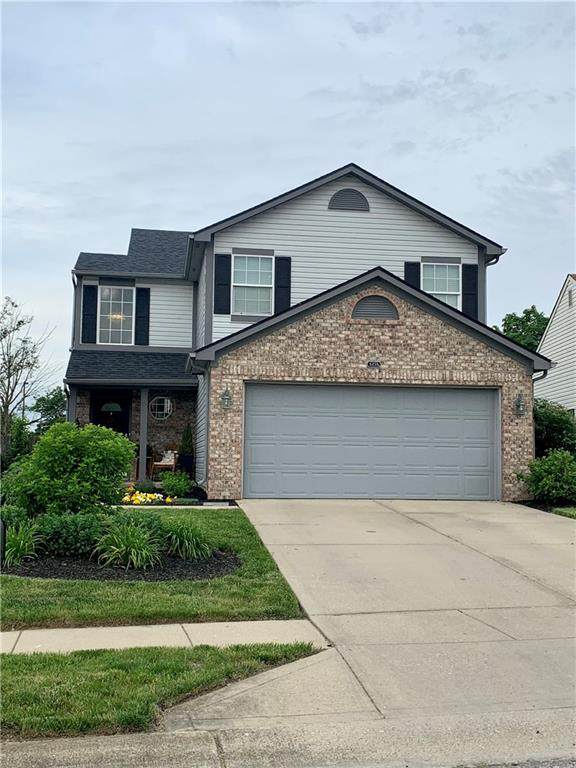 6459 Titania Drive, Indianapolis, IN 46236 (MLS #21788912) :: Mike Price Realty Team - RE/MAX Centerstone