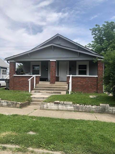833 N Gladstone Avenue, Indianapolis, IN 46201 (MLS #21789016) :: RE/MAX Legacy