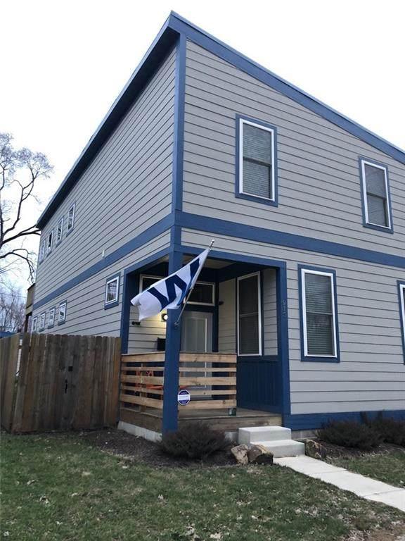 915 S Randolph Street, Indianapolis, IN 46203 (MLS #21789282) :: Pennington Realty Team