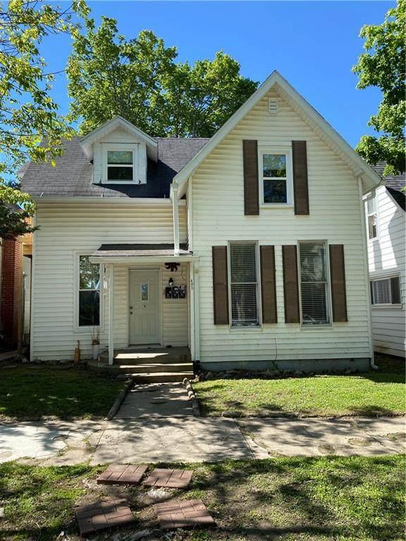 405 W Main Street, Crawfordsville, IN 47933 (MLS #21789321) :: RE/MAX Legacy
