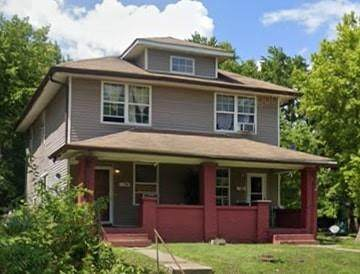 319 N Temple Avenue, Indianapolis, IN 46201 (MLS #21789439) :: Keller & Corbett Real Estate
