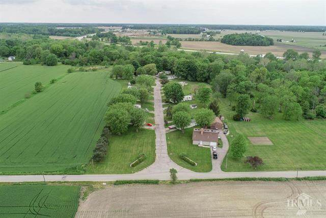 8551 S Pugsley Road, Daleville, IN 47334 (MLS #21789503) :: The ORR Home Selling Team
