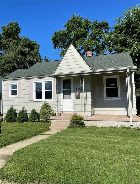 2304 Maple Street, Columbus, IN 47201 (MLS #21790292) :: Ferris Property Group