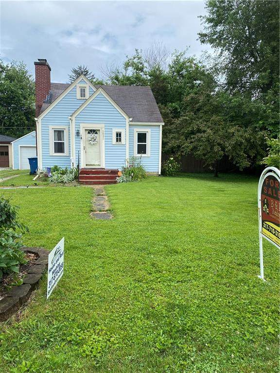 5825 Rosslyn Avenue, Indianapolis, IN 46220 (MLS #21790842) :: RE/MAX Legacy