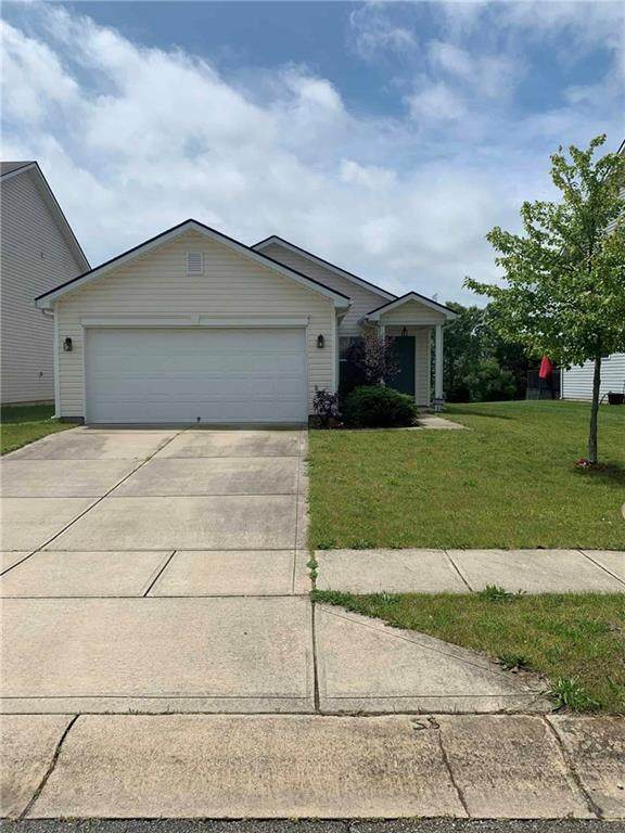 11653 High Grass Drive, Indianapolis, IN 46235 (MLS #21791375) :: Mike Price Realty Team - RE/MAX Centerstone