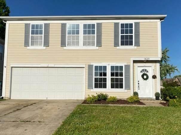 1429 Bluestem Drive, Greenwood, IN 46143 (MLS #21791763) :: The ORR Home Selling Team