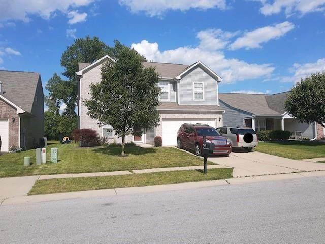 7607 Pipestone Drive, Indianapolis, IN 46217 (MLS #21791931) :: Dean Wagner Realtors