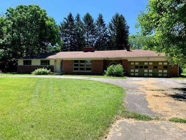 1625 Kenruth Drive, Indianapolis, IN 46260 (MLS #21791982) :: The ORR Home Selling Team