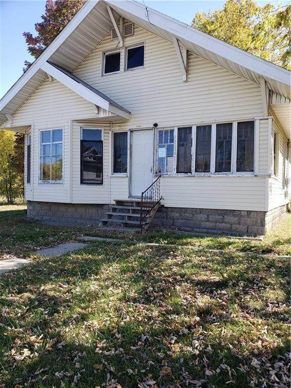 626 S 18th Street, New Castle, IN 47362 (MLS #21792000) :: Mike Price Realty Team - RE/MAX Centerstone