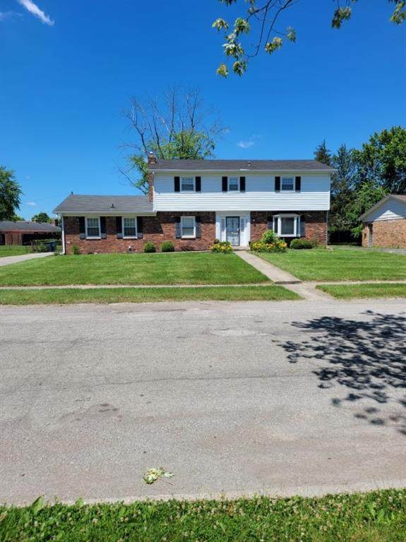 5330 Brendon Park, Indianapolis, IN 46226 (MLS #21792064) :: The ORR Home Selling Team