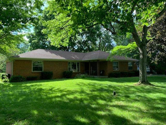 934 N 700 W, Greenfield, IN 46140 (MLS #21792111) :: Mike Price Realty Team - RE/MAX Centerstone