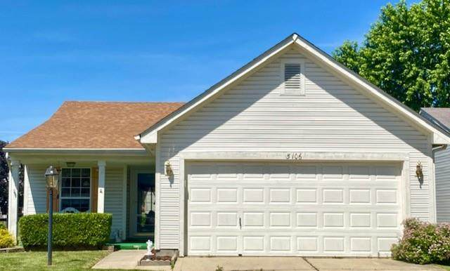 5106 Rocky Mountain Drive, Indianapolis, IN 46237 (MLS #21793631) :: Dean Wagner Realtors