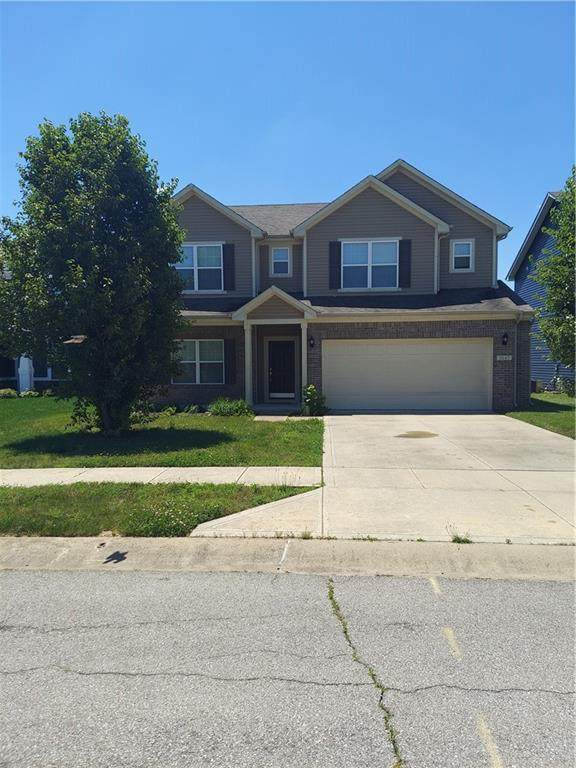 3045 Torchlight Circle, Indianapolis, IN 46217 (MLS #21793689) :: Pennington Realty Team