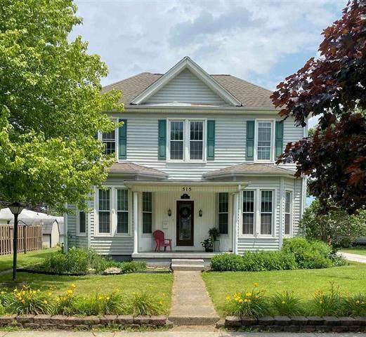 515 N Independence Street, Tipton, IN 46072 (MLS #21793859) :: Mike Price Realty Team - RE/MAX Centerstone