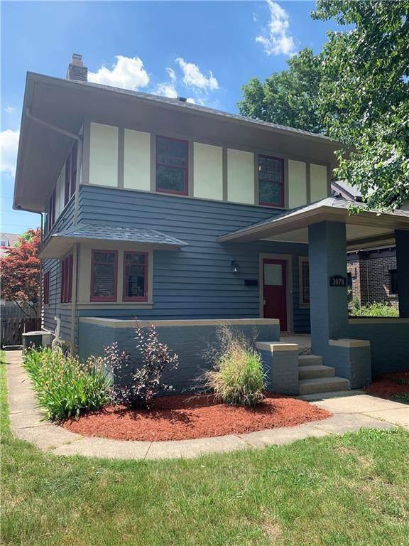 3078 N Pennsylvania Street, Indianapolis, IN 46205 (MLS #21793865) :: Heard Real Estate Team | eXp Realty, LLC