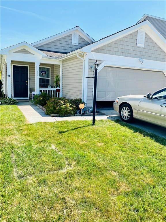 643 Rocky Meadow Drive, Greenwood, IN 46143 (MLS #21793890) :: Ferris Property Group