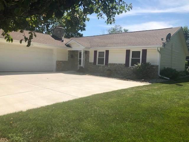 909 Partridge Place, Zionsville, IN 46077 (MLS #21793902) :: Pennington Realty Team