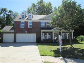 5656 Grandvista Drive, Indianapolis, IN 46234 (MLS #21793977) :: Mike Price Realty Team - RE/MAX Centerstone