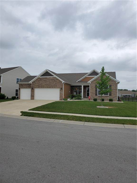 8718 Ballard Lane, Indianapolis, IN 46239 (MLS #21794212) :: Mike Price Realty Team - RE/MAX Centerstone