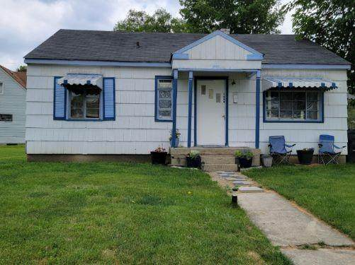 1608 Dewey Street, Anderson, IN 46016 (MLS #21794280) :: Anthony Robinson & AMR Real Estate Group LLC