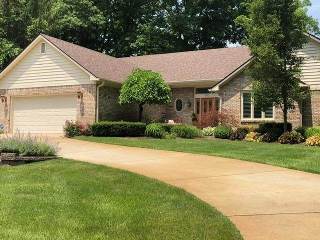 970 Tillson Drive, Zionsville, IN 46077 (MLS #21794376) :: Anthony Robinson & AMR Real Estate Group LLC