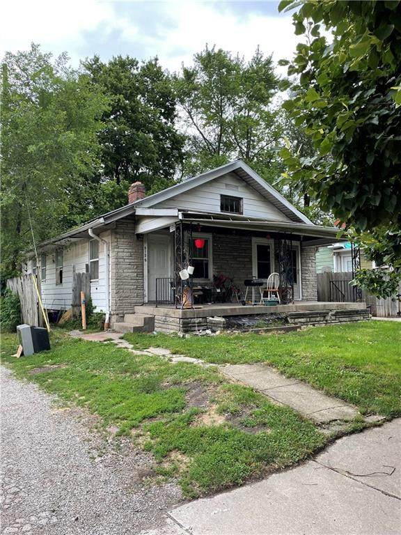 512 N Chester Avenue, Indianapolis, IN 46201 (MLS #21795253) :: Heard Real Estate Team | eXp Realty, LLC