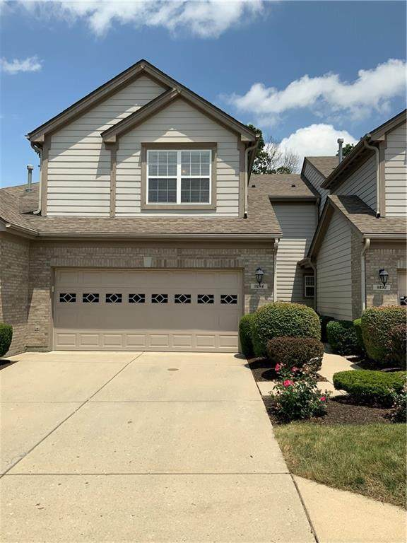 9184 Wadsworth Court, Fishers, IN 46037 (MLS #21795349) :: Pennington Realty Team
