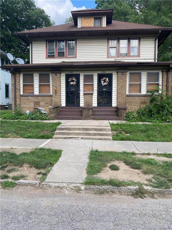 3943-3947 Ruckle Street, Indianapolis, IN 46205 (MLS #21796082) :: Mike Price Realty Team - RE/MAX Centerstone