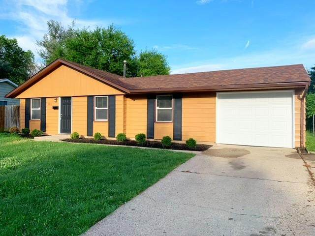 3416 N Brentwood Avenue, Indianapolis, IN 46235 (MLS #21796363) :: AR/haus Group Realty