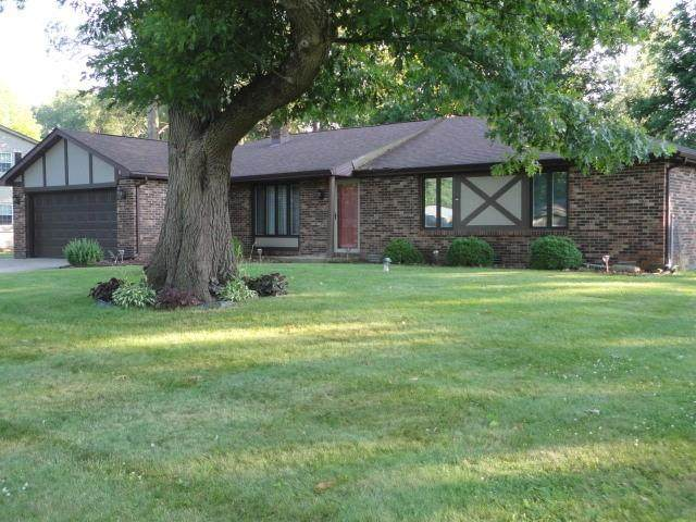 2107 Angie Lane, Anderson, IN 46017 (MLS #21796660) :: AR/haus Group Realty