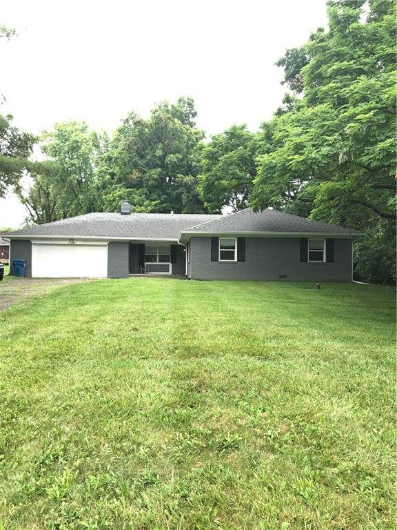 5226 E 46th Street, Indianapolis, IN 46226 (MLS #21796724) :: Mike Price Realty Team - RE/MAX Centerstone