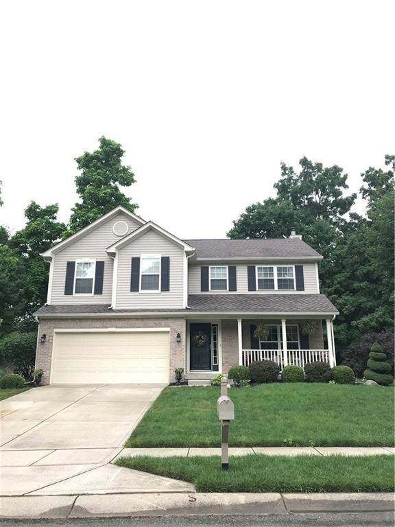 8870 Lambert Court, Fishers, IN 46038 (MLS #21796784) :: Mike Price Realty Team - RE/MAX Centerstone