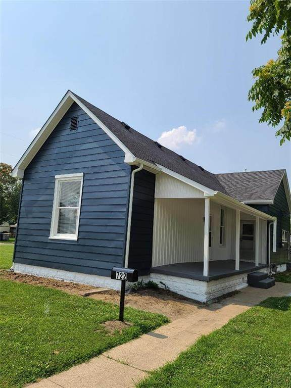 722 Jackson St., Seymour, IN 47274 (MLS #21797476) :: Mike Price Realty Team - RE/MAX Centerstone