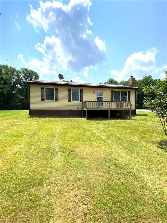 5735 N Blazing Star Road, Monrovia, IN 46157 (MLS #21797763) :: Mike Price Realty Team - RE/MAX Centerstone