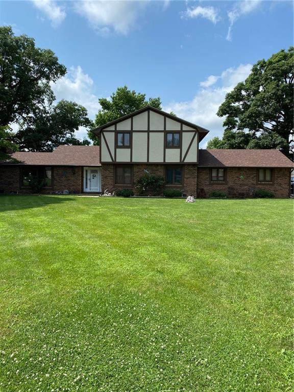 4930 Founders Court, Anderson, IN 46017 (MLS #21797854) :: AR/haus Group Realty