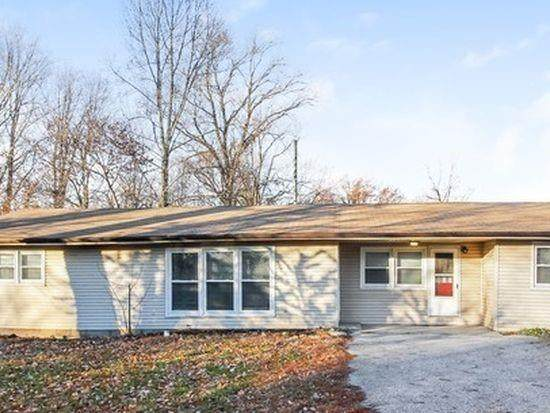 1854 E Shady Lane, Martinsville, IN 46151 (MLS #21798104) :: The Indy Property Source