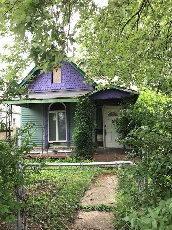 2435 Dr A J Brown Avenue, Indianapolis, IN 46205 (MLS #21798233) :: JM Realty Associates, Inc.