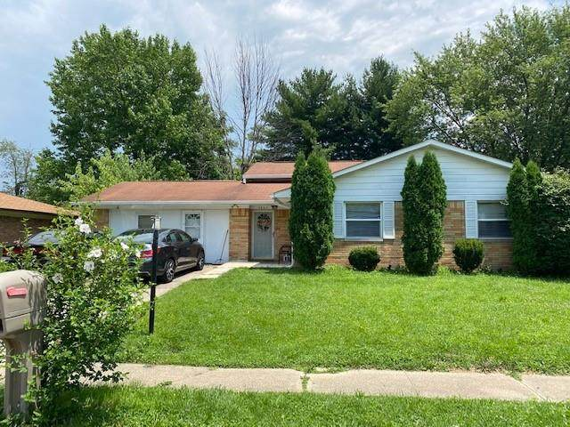 2605 N Constellation Drive, Indianapolis, IN 46229 (MLS #21798362) :: Pennington Realty Team