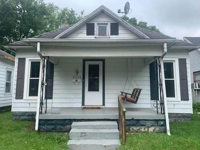 1551 S 20th Street, Terre Haute, IN 47803 (MLS #21798734) :: Mike Price Realty Team - RE/MAX Centerstone